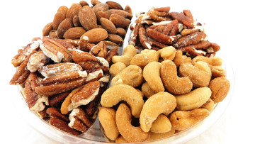 Roasted & Salted Nut Sampler