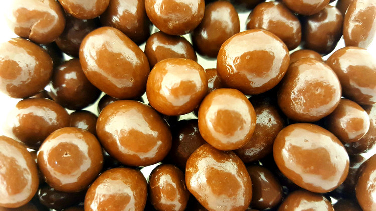 Sugar Free Milk Chocolate Peanuts!