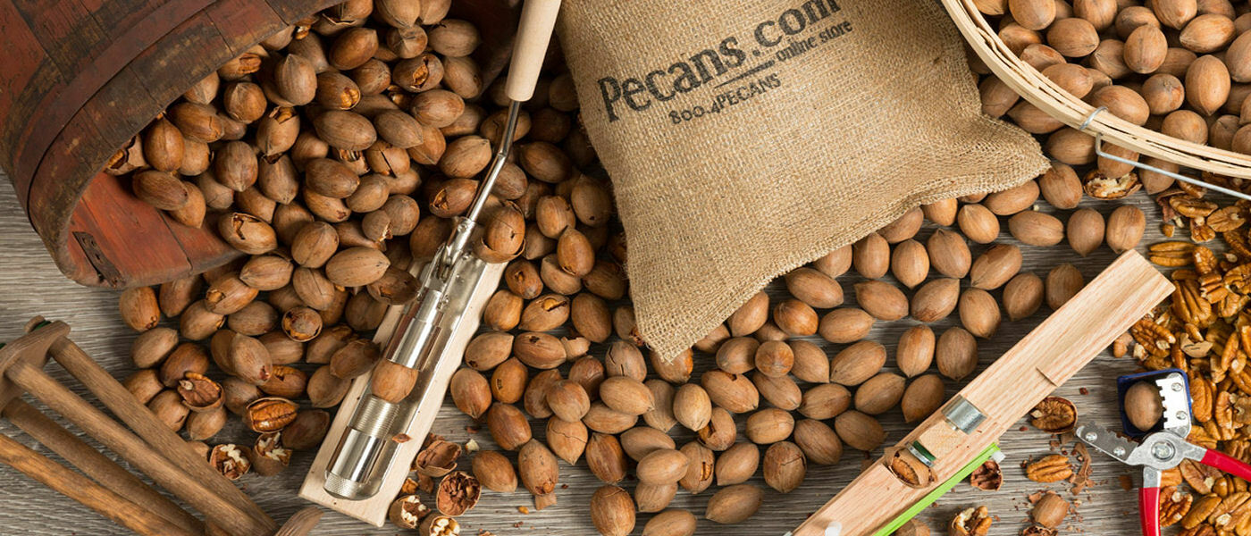 Buy 1#,3# or 5# bag of pecan Pieces and get one free!
