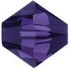 BULK 4mm Purple Velvet Swarovski® Bicones