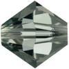 BULK 6mm Black Diamond Swarovski® Bicones