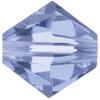 BULK 6mm Light Sapphire Swarovski® Bicones