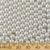 BULK White 5mm Swarovski® Glass Pearls