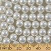 BULK White 8mm Swarovski® Glass Pearls