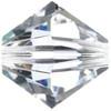 6mm Crystal Swarovski® Bicone Factory Pack