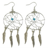 Dream Catcher Earrings: Project Instructions