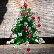 Large Glass Crystal Christmas Tree: Project Instructions