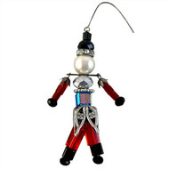 Tin Soldier Christmas Decoration: Project Instructions