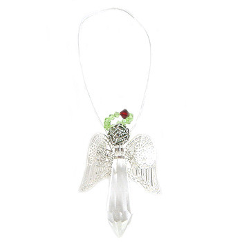 Crystal Christmas Angel: Project Instructions