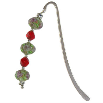 Christmas Bookmark: Project Instructions
