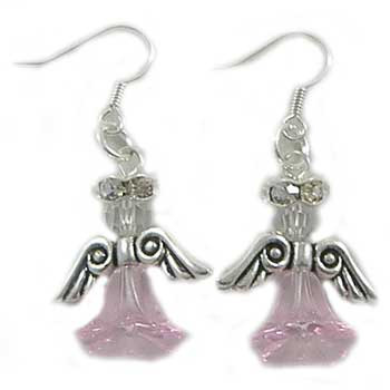 Angel Earrings: Project Instructions