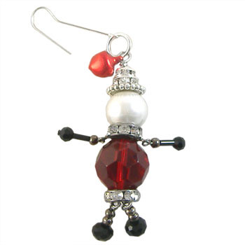 Swinging Santa Decoration: Project Instructions