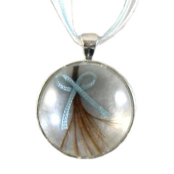 Baby Memories Pendant Necklace: Project Instructions