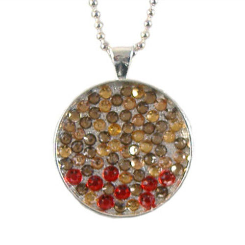 Sparkly Mosaic Pendant: Project Instructions