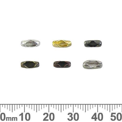 2mm Ball Chain Connectors