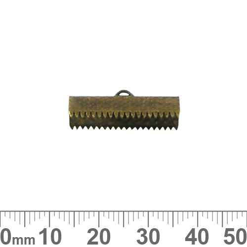 22mm Material Crimp Ends