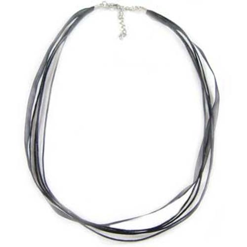 57cm Ribbon Necklace