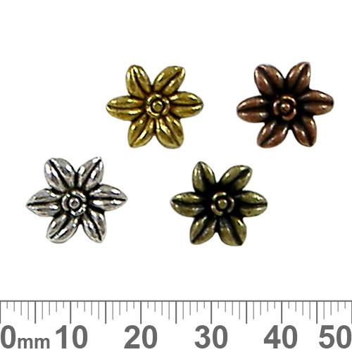 2 Strand Flower Beads