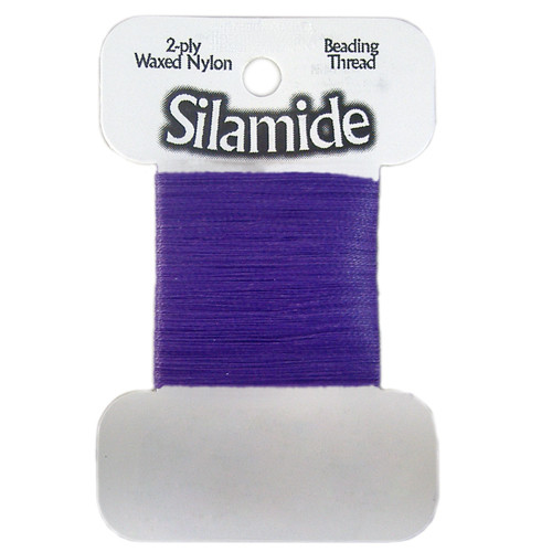 Silamide Beading Thread - 40 yards - Size A