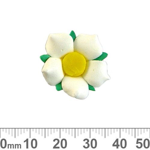 Daisy Clay Flower Beads