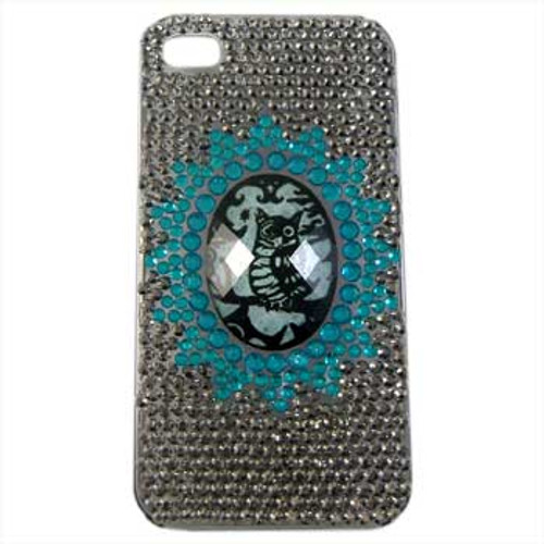 Owl Cameo iPhone 4 Case Kit