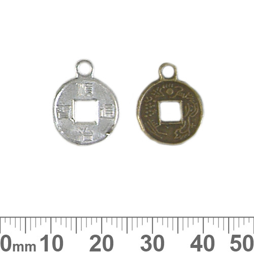 BULK Chinese Coin Charms