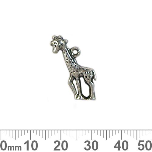 BULK Giraffe Metal Charms