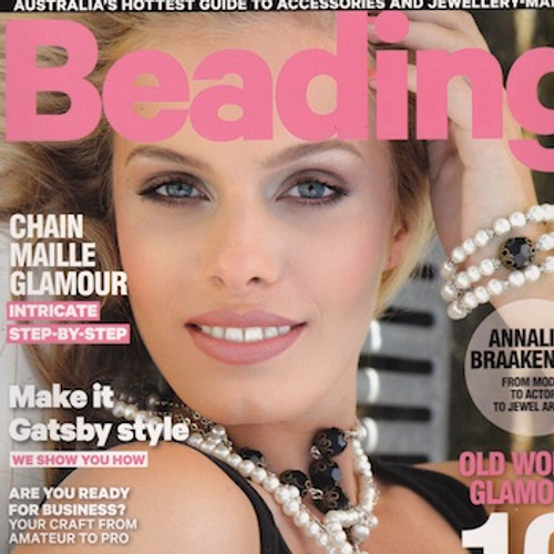 Australian Beading Vol 7 Issue 2