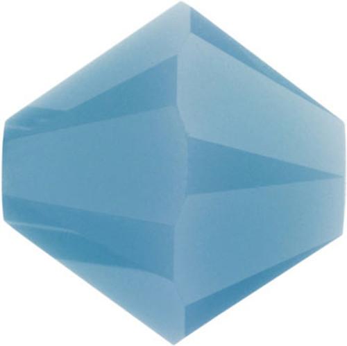 4mm Turquoise Swarovski® Bicone