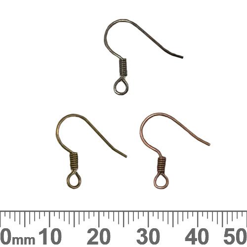 BULK Standard Ear Wires