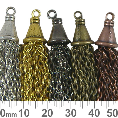 Chain Tassel