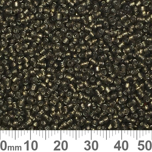 11/0 Brown S/L Seed Beads