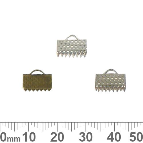 10mm Material Crimp Ends