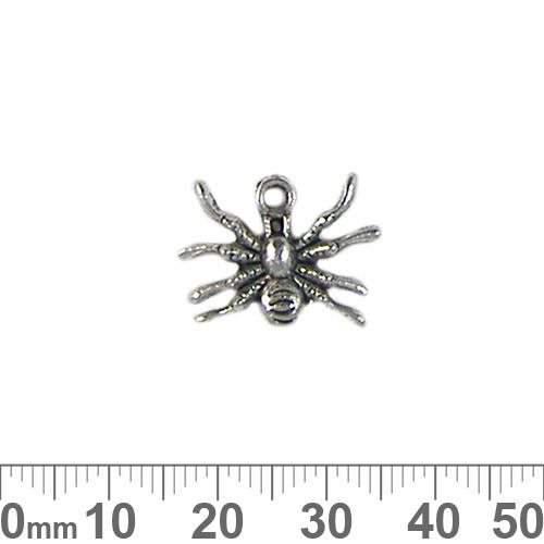 BULK Spider Metal Charms