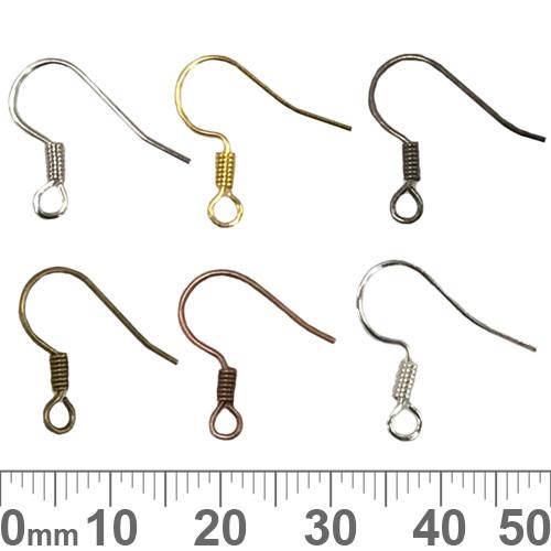 Standard Ear Wires