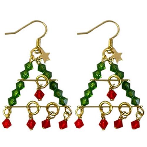 Swarovski Tiered Tree Earrings Kit
