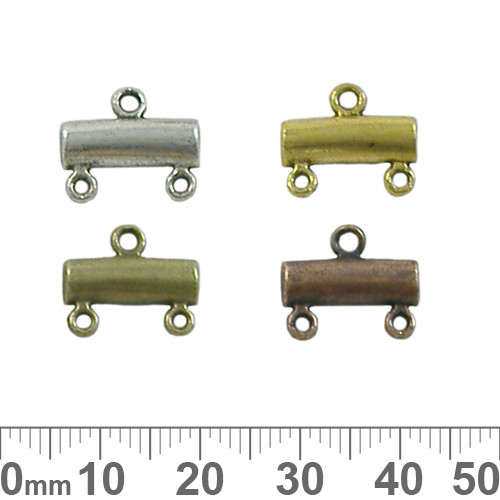 BULK Plain 2 Strand Bar Ends