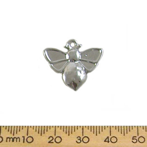 BULK 22mm Bee Metal Charms