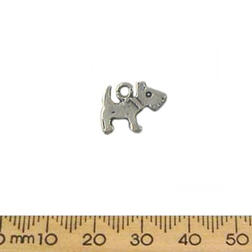 BULK 14mm Scotty Dog Metal Charms