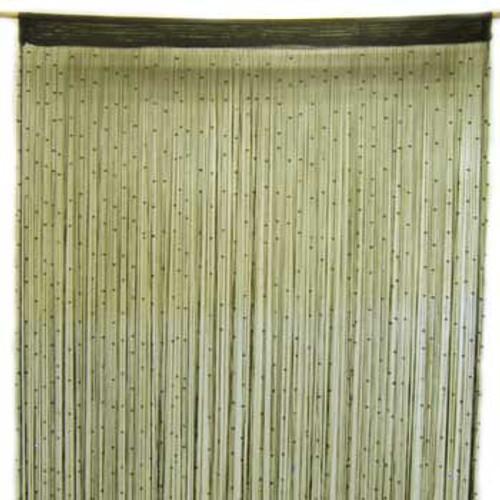 Beadable Cotton Curtain
