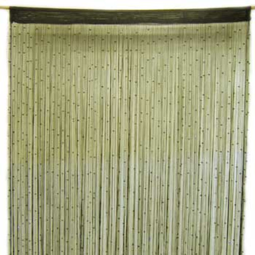 Beadable Cotton Curtain