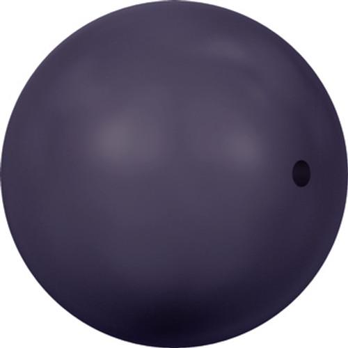 Dark Purple 5mm Swarovski® Glass Pearl