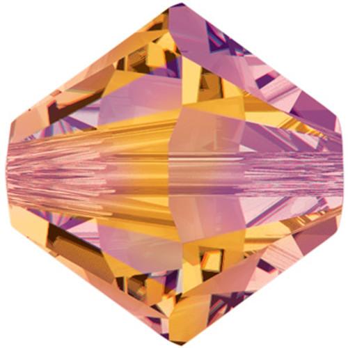 BULK 4mm Crystal Astral Pink Swarovski® Bicones