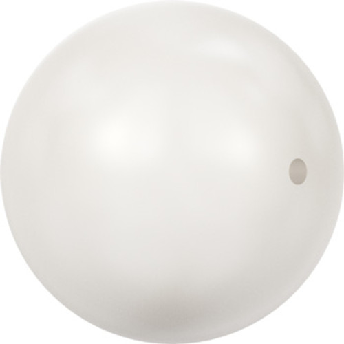 BULK White 5mm Swarovski® Glass Pearls