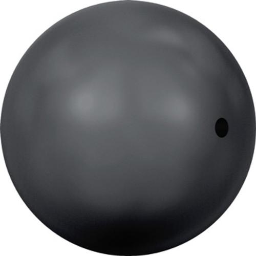 BULK Black 5mm Swarovski® Glass Pearls