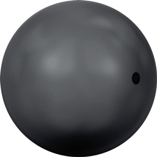 BULK Black 8mm Swarovski® Glass Pearls