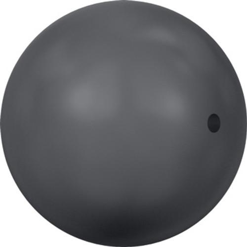 BULK Dark Grey 3mm Swarovski® Glass Pearls
