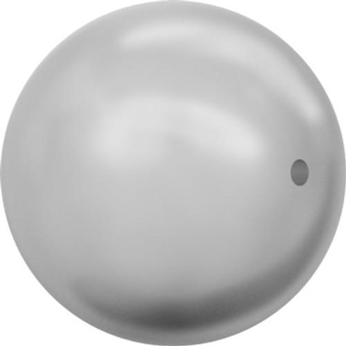 BULK Light Grey 8mm Swarovski Glass Pearls