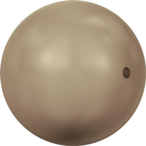 BULK Bronze 8mm Swarovski® Glass Pearls