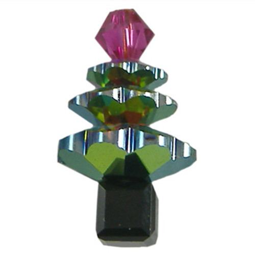 BULK Crystal Vitrail Swarovski® Christmas Tree Sets